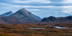 Schottland im Herbst - Teil 2