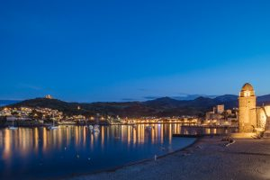 Collioure, Südfrankreich