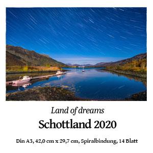 """Kalender """"Schottland 2020"""""""