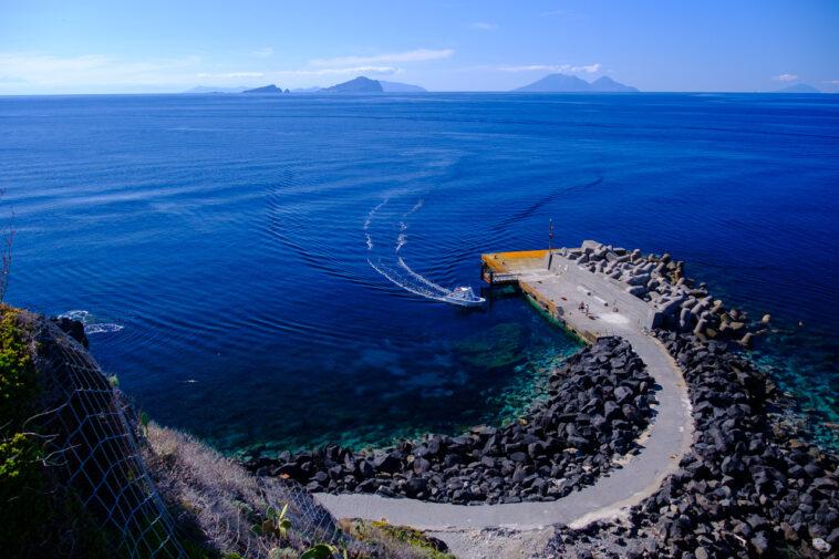 Ginostra und die liparischen Inseln