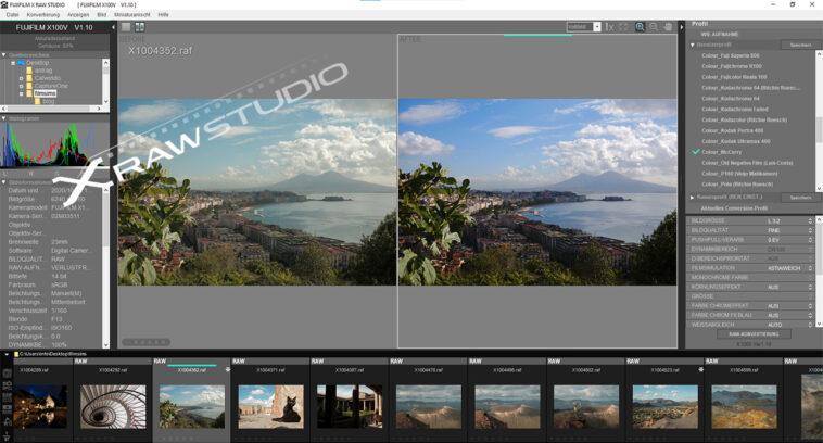 Fujifilm X Raw Studio Cover